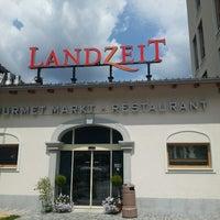 Photo taken at Landzeit Tauernalm by Constantine d. on 7/15/2013