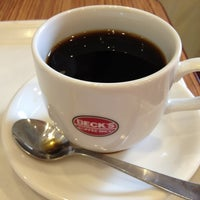 Photo taken at Beck's Coffee Shop 長野店 by yam900is on 2/10/2013