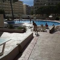 Photo taken at Pool Mediterraneo by Iuliia O. on 5/30/2014