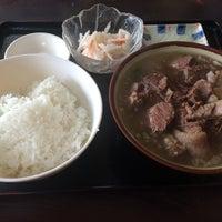 Photo taken at まんぷく食堂 by 工作員 耕. on 6/7/2014