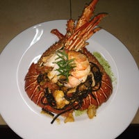 Photo taken at Restaurante Flor De Sal by Pedro A. on 4/15/2014