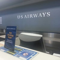 Photo taken at US Airways Check In by JR R. on 7/25/2013