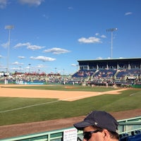 Photo taken at Eastwood Field by Rich on 7/4/2014