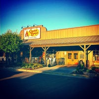 Photo taken at Cracker Barrel Old Country Store by Paul H. on 8/21/2015