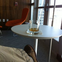 Photo taken at The Centurion Lounge Las Vegas by Eric C. on 4/22/2013