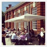 Photo taken at The Orangery by Tijs T. on 5/26/2013