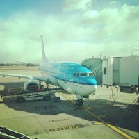 Photo taken at Manchester International Airport (MAN) by Tijs T. on 3/11/2013