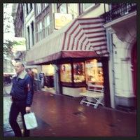 Photo taken at Chocola Belga by Tijs T. on 11/2/2013