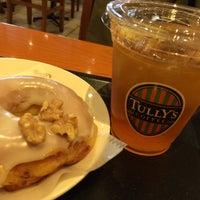 4/26/2014にMizuhoがTULLY'S COFFEE 五反田西店で撮った写真