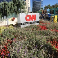 Photo taken at CNN by Michal I. on 10/3/2017