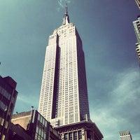 Foto tomada en Edificio Empire State por Aaron G. el 6/23/2013