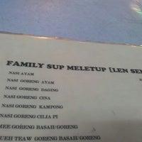 Photo taken at Family Sup Meletup Taman Len Seng by Wan Rafizal A. on 4/6/2013