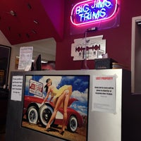 Photo taken at Big Jims Trims by Rob C. on 8/23/2014