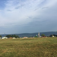 Photo taken at Shenandoah County Fairgrounds by Kate H. on 9/2/2015