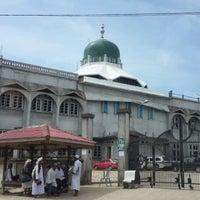 Photo taken at Masjid An-Nur by Rosmadi N. on 5/17/2013