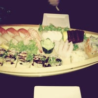 Photo taken at Tokyo II Steakhouse by Maria G. on 1/19/2013