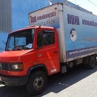 Photo taken at Adm Mudanças BH by Alto P. on 5/29/2014