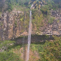 Photo taken at Chamarel Waterfall by Rene L. on 11/17/2012