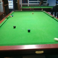 Photo taken at Balung Snooker by fahmieeeeee on 12/25/2014
