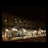 Photo taken at Bangalore City Junction Railway Station by Mahesh M. on 12/10/2012