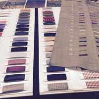 Photo taken at Sebastien Grey Clothiers by John F. on 1/10/2015