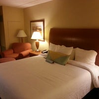 Photo Taken At Hilton Garden Inn Buffalo Airport By Rick C. On 12/14 ...