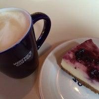 Photo taken at Wayne's Coffee by Mihriban Y. on 7/15/2014