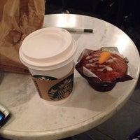 Photo taken at Starbucks by Oksana M. on 10/25/2014