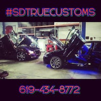 Photo taken at True Customs by Alan R. on 4/11/2015