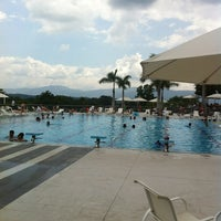 Photo taken at Club Campestre by Gustavo R. on 3/30/2013