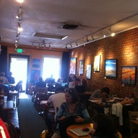 Photo taken at Stella's Coffeehaus by Mahmood on 10/20/2012