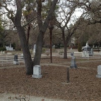 Photo taken at Union Cemetery Historic Site by Bill G. on 3/2/2013
