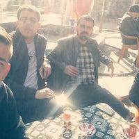 Photo taken at Halil's Cafe & Bistro by Salih Y. on 12/27/2015