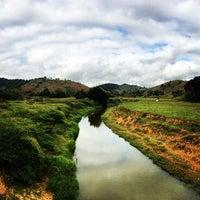 Photo taken at Rio Pomba by Kiko Lazlo C. on 6/3/2014
