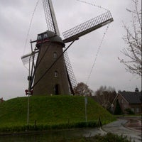 Photo taken at Molen Sint Antonius by Molenstichting W. on 12/4/2012