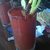Photo taken at Los Aguachiles by Monica V. on 6/21/2014