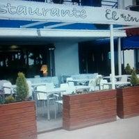 Photo taken at Restaurante El Rincon De Pepe by Manuel M. on 6/27/2014