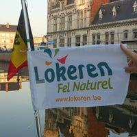 Photo taken at Haven Lokeren by Wim V. on 8/2/2013