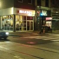 Photo taken at MilkBoy Philadelphia by Ellen B. on 11/14/2012