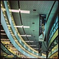 Photo taken at Vienna International Airport (VIE) by Pierrick L. on 9/14/2013