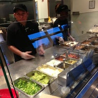 Photo taken at Chipotle Mexican Grill by Ava F. on 1/12/2013