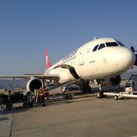 5/5/2013 tarihinde AKIN S.ziyaretçi tarafından Milas Bodrum Havalimanı (BJV)'de çekilen fotoğraf