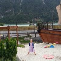 Das Foto wurde bei Kinderhotel Buchau / Rieser von Peter G. am 7/4/2014 aufgenommen