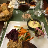 Photo taken at Brasserie Du Commerce by Jean-Pierre R. on 12/5/2014