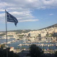 Photo taken at Kavala by Ayca Y. on 8/17/2017
