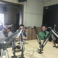 Photo taken at Rádio 87 FM Itapeva/SP by Arthur R. on 9/10/2013