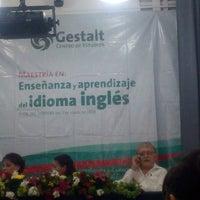 Photo taken at Centro de Estudios Gestalt by Xavier M. on 8/23/2014