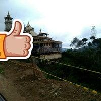Photo taken at Bukit Kemuning by Papua Y. on 6/26/2017