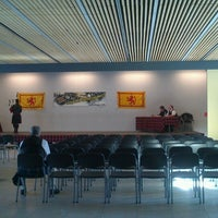 Photo taken at Augustinerschule Friedberg by Robbert K. on 3/16/2013