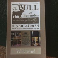 Photo taken at The Bull at Benenden by David W G B. on 8/1/2015
